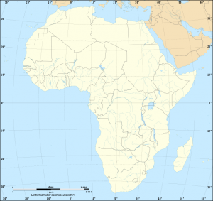 Africa map blank.png